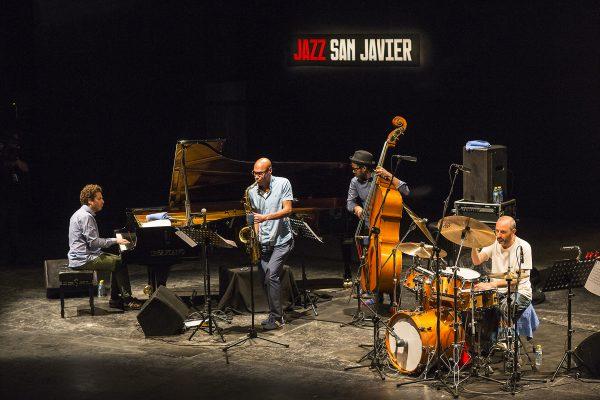Concierto de Joshua Redman Quartet el día 15 de julio de 2016 en el XIX Festival Internacional de Jazz de San Javier