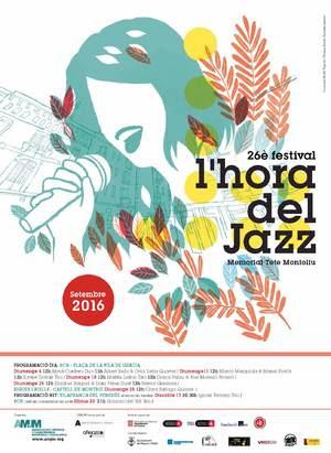 26 l'hora del Jazz Memorial Tete Montoliu 2016