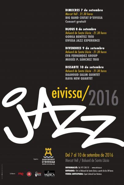 Eivissa Jazz 2016