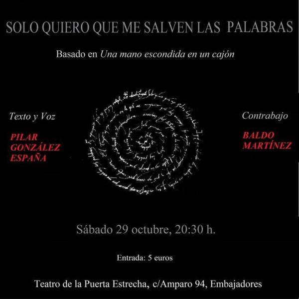 baldo-martinez-pilar-gonzalez-espana-solo-quiero-que-me-salven-las-palabras-estreno-2016-10-29