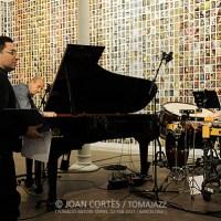 "INSTANTZZ: Hèctor Parra: Frec 3, Agustí Fernández Ensemble (Prueba de sonido -""Balances""-, Fundació Antoni Tàpies, Sampler Sèries, Barcelona. 2017-02-22) [Galería fotográfica]"