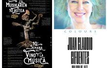 """II Jornadas Juan Claudio Cifuentes """"Cifu"""" ( 11 a 15 de julio de 2017. Elciego, Álava) [Noticias]"""