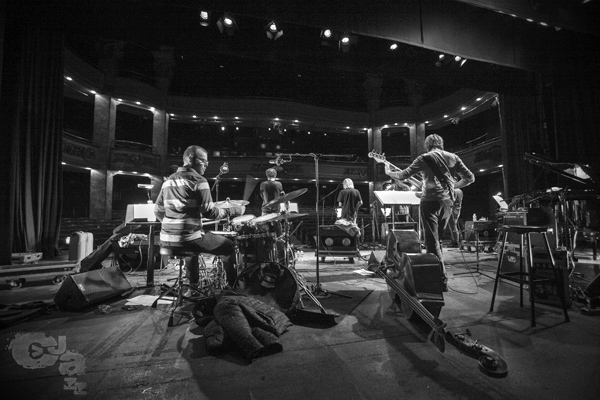 Perico Sambeat Ensemble © Sergio Cabanillas, 2018
