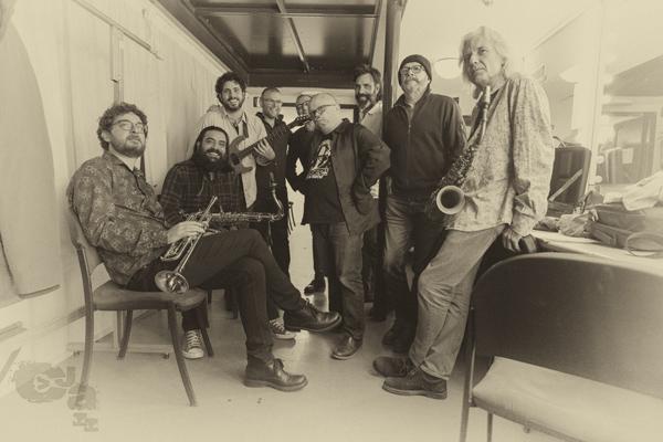 Perico Sambeat Ensemble & Chevi Martínez © Sergio Cabanillas, 2018