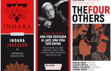 """Presentación libro Homenaje a """"Cifu"""" – Concierto de The Four Others (Indara Jazz Club, Pamplona. 2018-04-25) [Noticias]"""