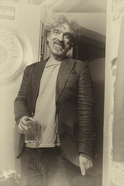 Daniel García Bruno © Sergio Cabanillas, 2018