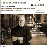 III Jornadas Juan Claudio Cifuentes - Cifujazz (Elciego, Álava. 16 a 21 de julio de 2018) [Noticias]