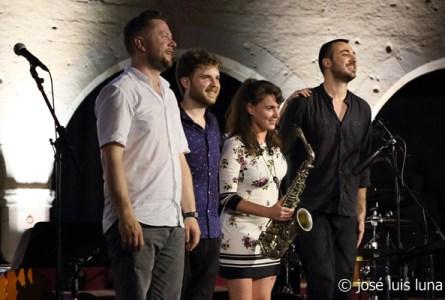 INSTANTZZ: Alternatilla Jazz Band 2018 (3ª edición del Festival Alternatilla Jazz in Mallorca. Palma de Mallorca. 2018-08-05) [Galería fotográfica]
