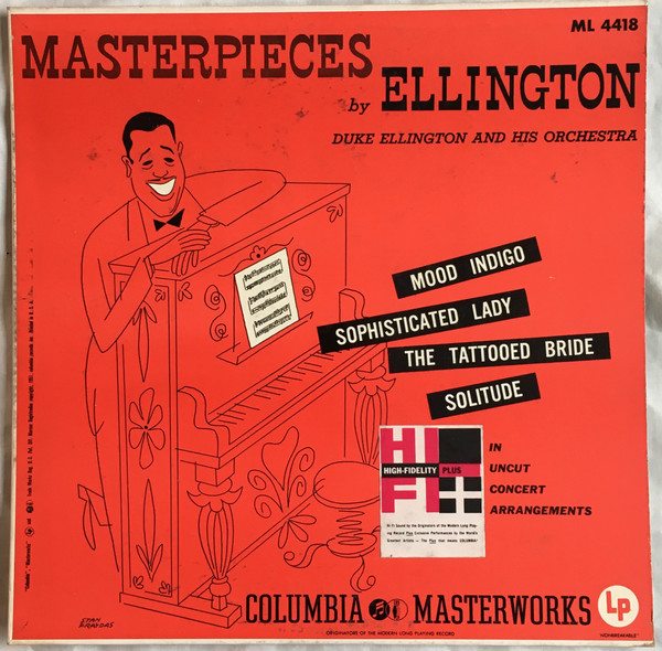 Razones para el jazz. Masterpieces by Ellington (Duke Ellington, 1950) [487]