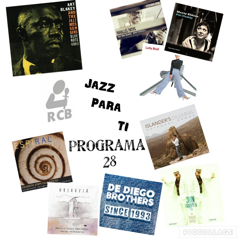 Tomajazz – Jazz Para Ti  Programa 028 (2019-01-08) JPT T2 11