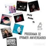 Jazz Para Ti. Programa 032 (2019-02-12) JPT.T2.15 [Podcast]