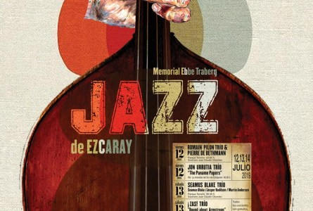 """23 Festival Jazz Ezcaray """"Memorial  Ebbe  Traberg"""" (Ezcaray, La Rioja. 12 al 14 de julio de 2019) [Noticias]"""