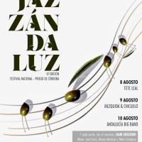 Jazzándaluz. IV Edición (Priego de Córdoba. 8 al 10 de agosto de 2019) [Noticias]