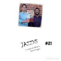 JazzX5#021. Daniel Rotem - Josh Johnson Quartet: We See [Minipodcast]