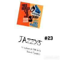 JazzX5#023. Fred Hersch - The WDR Big Band: Pastorale [Minipodcast]