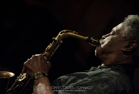 "INSTANTZZ: Charles McPherson ""80th Birthday Tour"" (Global Music Fundation / San Miguel Mas i Mas Festival, Jamboree, Barcelona. 2019-08-01) [Galería fotográfica]"
