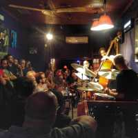 Ethan Iverson Trio (Jimmy Glass Jazz Bar, Valencia. 2019-09-11) [Concierto]