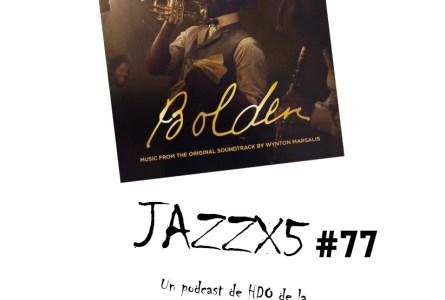JazzX5#077. Wynton Marsalis: Tiger Rag – Buddy's Horn [Minipodcast]