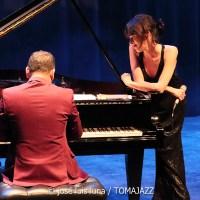 INSTANTZZ: María Berasarte y Pepe Rivero [Especial Jazzeñe 2019 I] [Galería fotográfica]