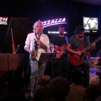 André Fernandes Quintet & Perico Sambeat (Jazzazza Jazz Club, Murcia. 2019-10-04) [Conciertos]