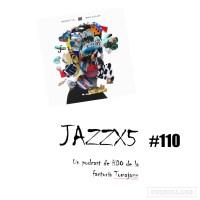JazzX5#110. Petros Klampanis: Irrationality [Minipodcast]