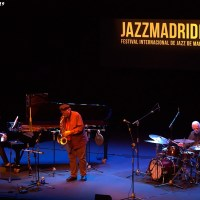Joe Lovano Tapestry Trio (JazzMadrid19 - Festival Internacional de Jazz de Madrid) [Concierto]