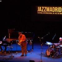 Joe Lovano Tapestry Trio (JazzMadrid19 - Festival Internacional de Jazz de Madrid) [Concierto]
