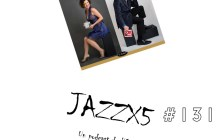 JazzX5#131. Rebecca DuMaine and the Dave Miller Combo: Chez Moi (Chez Nous) [Minipodcast]