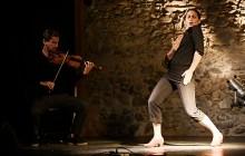 INSTANTZZ: Sònia Sánchez & Patryk Zacrocki, Michele Rabbia & Ingar Zach (Can Balmes, MontMusic Festival 2019 -Les noves músiques al Montseny- Santa Maria de Palautordera -Barcelona-.  2018-10-20) [y IV] [Galería fotográfica]