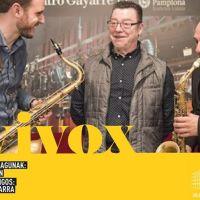 Urtarrijazz 2020. Conciertos: Homenaje a Javier Garayalde / Ache Pa Ti /  (24 y 25 de enero de 2020. Civivox San Jorge, Pamplona) [Noticias]