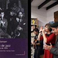 "INSTANTZZ: Baltasar Samper: ""Música de Jazz. Conferències de 1935"" con Francesc Vicens, Cecilia Giménez y Pere Dávila (Jazz Mallorca Festival) [Galería fotográfica]"