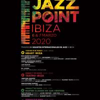 1st International Festival Jazz Point Ibiza (6-8 de marzo de 2020) [Noticias]