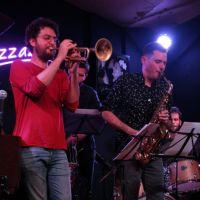 Voro García - Paco Torregrosa Quintet (Jazzazza, Murcia) [Concierto]
