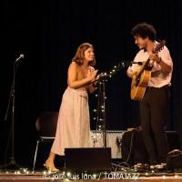 INSTANTZZ: Magalí Sare & Sebastià Gris (La Lluna en Vers, Mallorca. 2020-08-08) [Galería fotográfica AKA Fotoblog de jazz, impro… y algo más]