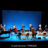 INSTANTZZ: Glissando Big Band (XX AlcúdiaJazzFestival, Mallorca. 2020-09-18) [Galería fotográfica AKA Fotoblog de jazz, impro… y algo más] Por José Luis Luna Rocafort