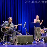 INSTANTZZ: Huesca es Jazz I. Terela Gradín - Luis Giménez (Huesca. 2020-09-19) [Galería fotográfica AKA Fotoblog de jazz, impro… y algo más] Por Fabio Galicia
