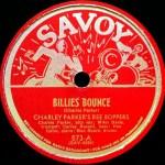 Billie's Bounce – Now's The Time por Charlie Parker [Artículo de jazz] Por Gonzalo Aróstegui