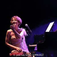 INSTANTZZ: Dulce Pontes (13º Jazz Voyeur Festival, Palma de Mallorca. 2020-11-21) [Galería fotográfica AKA Fotoblog de jazz, impro… y algo más] Por José Luis Luna Rocafort
