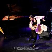 """INSTANTZZ: Mélodie Guimard """"Numen"""" (Festival Ciutat Flamenco 2020 / Sala2 Barts, Barcelona.  2020-10-27) [Flamencuras] AKA [Galería fotográfica AKA Fotoblog de jazz, impro... y algo más] Por Joan Cortès"""