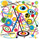 James Brandon Lewis – Chad Taylor: Live In Willisau (Intakt. 2020) [Grabación de jazz] Por Pachi Tapiz