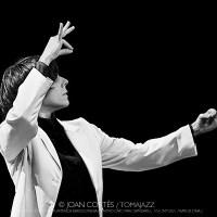 """INSTANTZZ: Leonor Leal """"Vicente Escudero""""-conferencia bailada- (El Dorado Sociedad Flamenca Barcelonesa, Auditori del Centre Cívic Parc Sandaru, Barcelona. 2021-06-10) [Flamencura AKA Galería fotográfica AKA Fotoblog de jazz, impro… y algo más] Por Joan Cortès"""