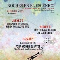 V Festival Joven Jazz en la Frontera (Cádiz. 5 al 7 de agosto de 2021) [Noticias de jazz]