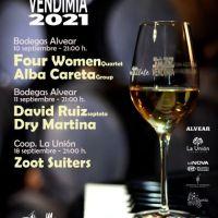 Festival Montijazz Vendimia 2021 (10, 11 y 18 de septiembre de 2021. Montilla, Córdoba) [Noticias de jazz]