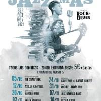 Ciclo Jazz & Más (Zaragoza. Septiembre a ocutbre de 2021) [Noticias de jazz]