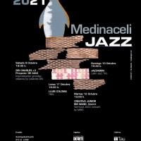 Medinaceli Jazz 2021 (9 al 12 de octubre. Medinaceli, Soria) [Noticias de jazz]