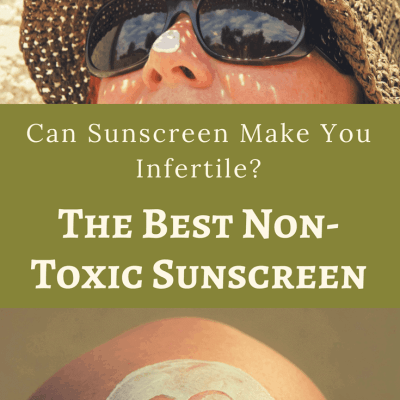 Non-toxic Sunscreen that is Safe for Fertility