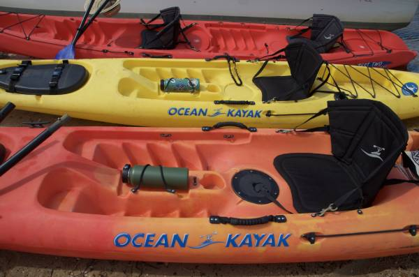point reyes kayak rental
