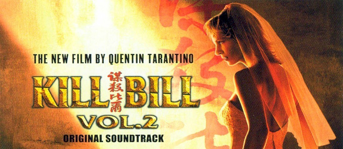 Música de película: Kill Bill vol. II