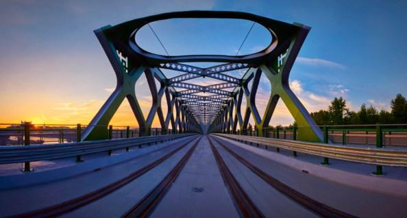 Bratislava-fotografie - Nový Starý most