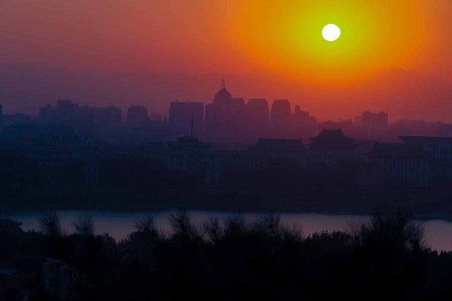 Dagen avsluttes i Beijing og mitt opphold går mot slutten i Kina